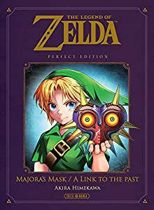The Legend of Zelda - Majora's Mask / A Link to the Past Perfect Edition Tome 0