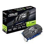 ASUS PH-GT1030-O2G GeForce GT 1030 2 GB GDDR5 Graphics Card - Black