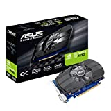 Asus Phoenix GeForce GT 1030 OC Edition 2GB GDDR5, Scheda Video Gaming e Multimediale per HTPC, Home Entertainment e Gaming HD