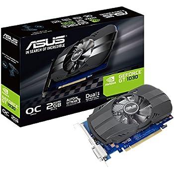 Asus PH-GTX1050-2G - Tarjeta gráfica (NVIDIA GeForce GTX ...