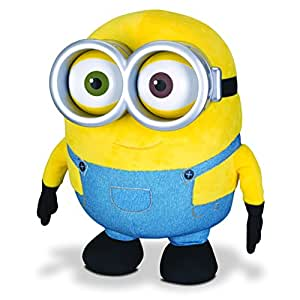 Minions Jumbo Talking Minion Bob Plush: Amazon.de: Spielzeug