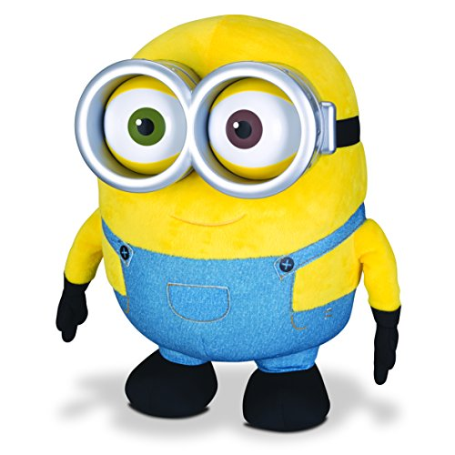 Minion Bob Talking Jumbo Plush - Despicable Me - 36cm 14""