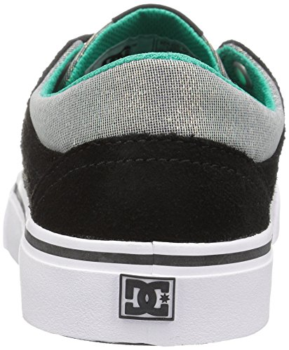DC - - Jugend Trase SE Skate-Schuhe Black/Turquoise/Whit