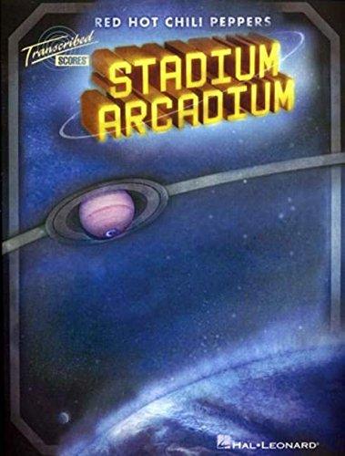 Red Hot Chili Peppers - Stadium Arcadium: Transcribed Scores (Book & CD)