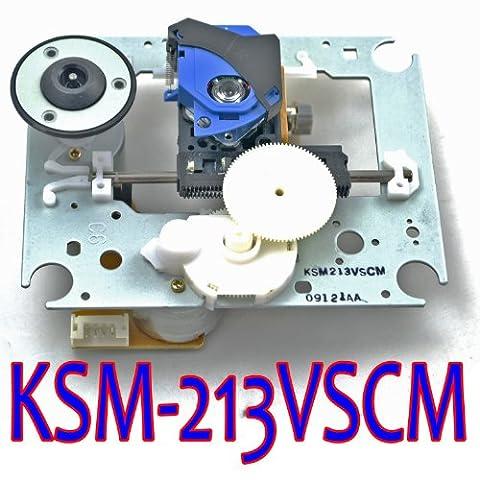 Sony CD KSM-213VSCM Optical pickup Mechanism KSM213VSCM Laser lens Lesereineit Assembly for Aiwa XR-EC10 XR-EC11 LG FE-1850E FFH-8970 LXS-M330 LM-M1040 LX-M340A SONY MCE-F808K Cd