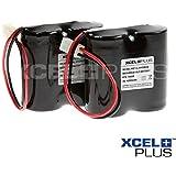 scantronic 760sb Ultralife Alcaline Batterie pour 760eb/ES externe touche