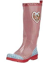Playshoes Gummistiefel Regenstiefel Landhaus, Oktoberfest