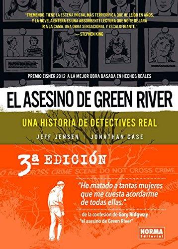 El Asesino De Green River (CÓMIC USA)