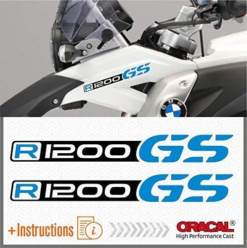 Stickers BMW 5,5/cm Motorrad F R K C GS 1200/1150/Adventure s1000RR