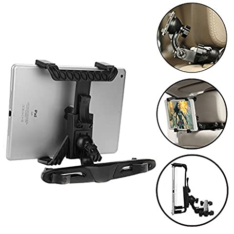 Tablet KFZ-Halterung, danibos Universal Tablet Auto Kopfstütze Halterung für iPad