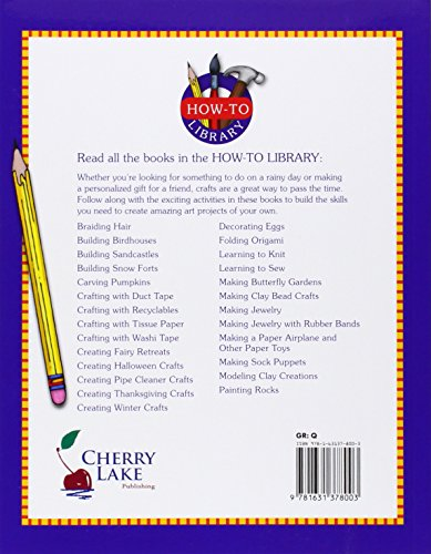 Learning to Sew (How-To Library: Crafts)
