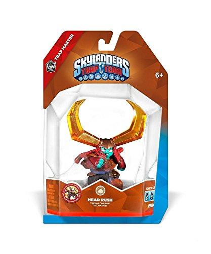 Figurine Skylanders : Trap Team - Head Rush
