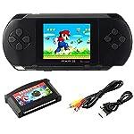 """SZZHCKJ 2,7 """"LCD Portátil Consola De Juegos PXP 3 16bit Retro Jugador De Videojuegos Juguetes Para Niños Best Gifts 100+ Juegos"""