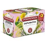 Pompadour Tisana 15+3Flt Depurativa