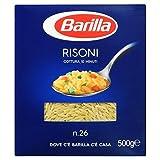 Barilla Hartweizen Pasta Risoni n. 26 – 1er Pack (1x500g)