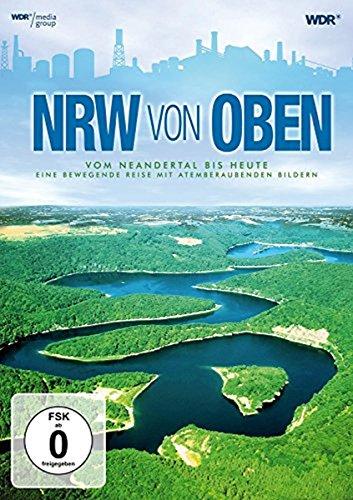 NRW von oben