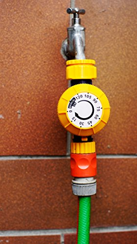 UPP Garten Wassertimer manuell/Zeitschaltuhr/Wasserschaltuhr/Bewässerung