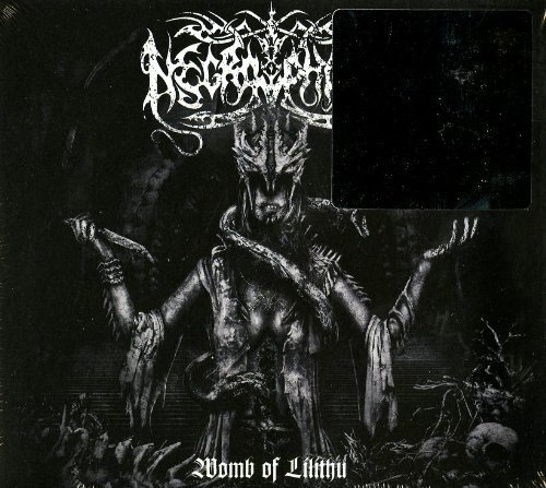 Womb Of Lilithu by Necrophobic (2013) Audio CD