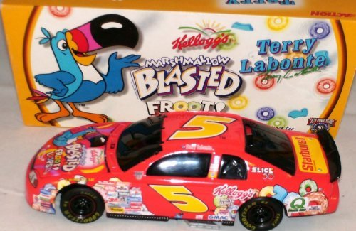 1998-monte-carlo-action-terry-labonte-5-1-24-scale-marshmallow-blasted-froot-loops-bank-by-action