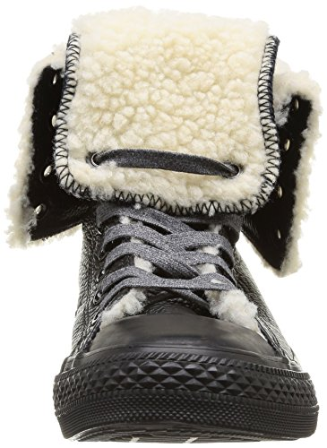 Schwarz Ctas Sneaker 8 Damen Knee noir Hi Converse zpZqTWXUZ