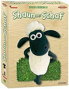 Shaun das Schaf - Staffel 2 (Special Edition 2) [5 DVDs]