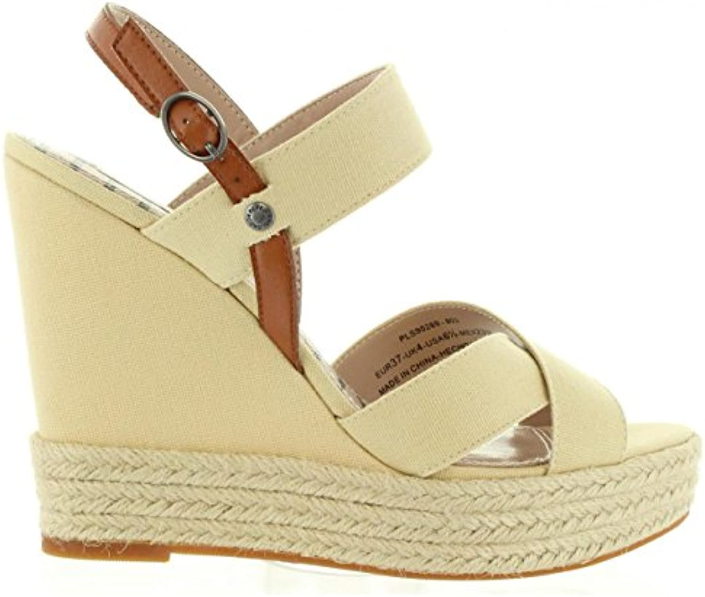 Sandali per Donna PEPE PEPE PEPE JEANS PLS90269 WALKER 803 OFF bianca | Chiama prima  | Scolaro/Signora Scarpa  1eb624