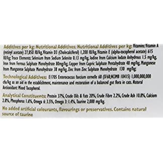 Applaws Complete and Grain Free Dry Cat Food, Chicken with Salmon for Adult Cats, 400 g 10