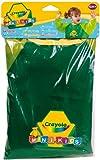 Crayola - Grembiulino Con Maniche Lunghe MK