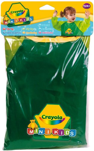 Crayola 3930 - Delantal Mini Kids