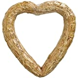 FloraCraft Straw Heart, 20-Inch