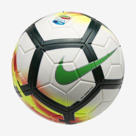 Nike Balón Strike Serie A 2017/18–5, Blanco