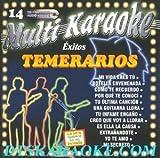 MultiKaraoke OKE-0014 EXITOS TEMERARIOS CDG by Various