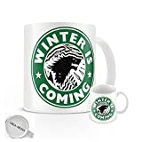 Game Of Thrones Stark – Tazza – Starbucks Coffee – TV Series – Box Set