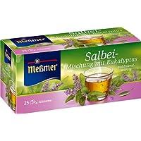 Meßmer Salbei 25 TB, 2er Pack (2 x 43,75 g Packung)
