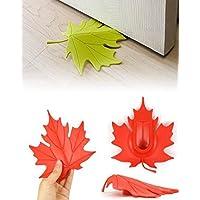 Yaprak Görünümlü Kapı Altı Durdurucu (2 Adet)