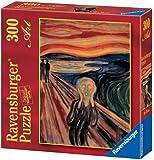 Ravensburger 14004 - Munch L'Urlo - Puzzle 300 pezzi Art Collection