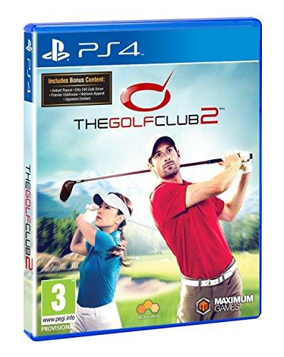 The Golf Club 2 (PS4) (輸入版) (4 Club Für Playstation Golf The)