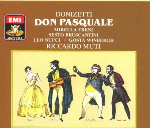 Don Pasquale (ga-It) [Import anglais]