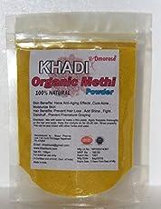 KHADI Omorose Khadi Methi Powder (100 gm)