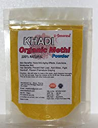Khadi Methi Powder (100 gm)