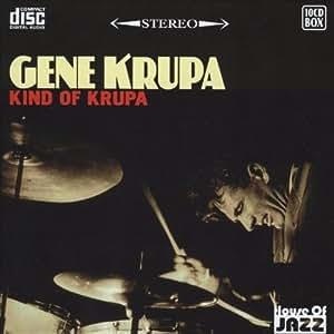 Kind of Krupa by Krupa, Gene (2010-06-01)