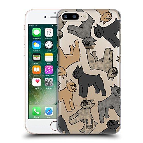 Head Case Designs Schipperkes Race De Chien Modèle 9 Étui Coque D'Arrière Rigide Pour Apple iPhone 5 / 5s / SE Bouviers Des Flandres