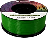 3D FREUNDE Filament aus PLA 1,75 mm 1kg Rolle für 3D Drucker oder Stift - Grasgrün