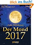 Der Mond 2017 Textabreißkalender