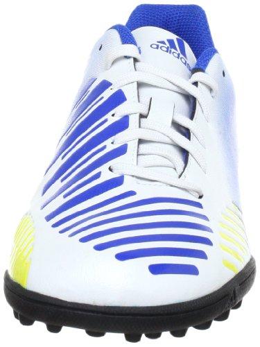 adidas Performance Predito LZ TRX TF G64964 Herren Fußballschuhe Weiß (RUNNING WHITE FTW / VIVID YELLOW S13 / PRIME BLUE S12)