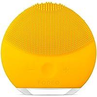 FOREO LUNA mini 2 - Cepillo Limpiador Facial Sónico, Amarillo (Amarillo)