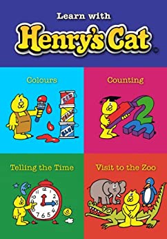 Learn with Henry's Cat by [Hayward, Stan]