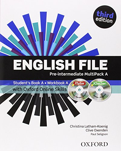 English File third edition: Pre-intermediate: MultiPACK A with Oxford Online Skills: The best way to get your students talking