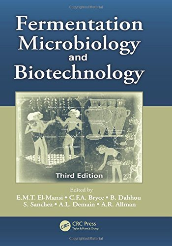 Fermentation Microbiology and Biotechnology, Third Edition (2011-12-12) par unknown