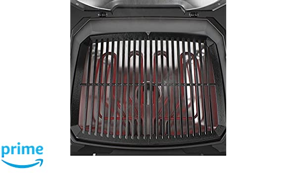 Weber Elektrogrill Buch : Weber grill elektro pulse amazon garten